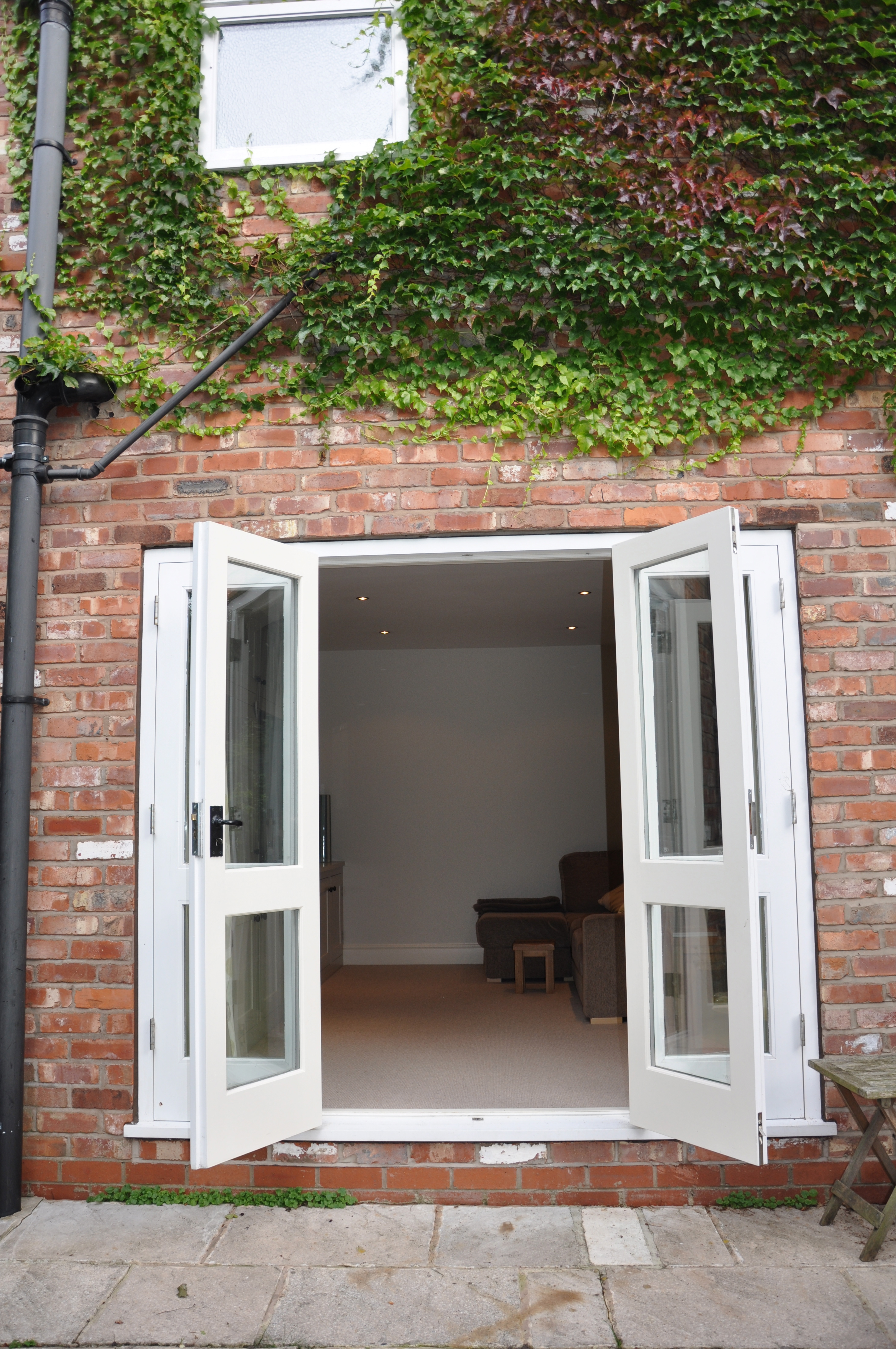 Garage Conversion Doors garage conversion | distinctive finish ltd