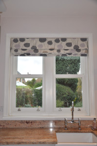 Double Sash Kitchen Window