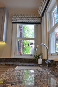 Granite with Sink