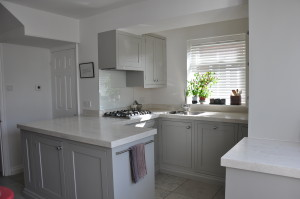 Kitchen with Corian 2