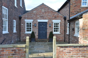 Mobberley Porch Extension
