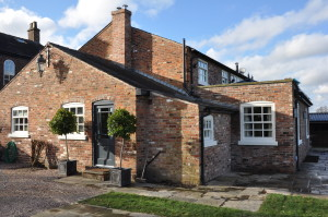 Mobberley Rear  Extension
