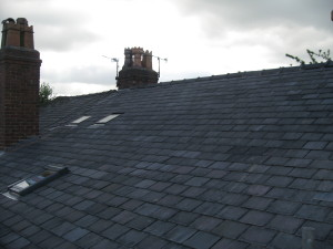 Roof Slates Sun Tunnels and Velux