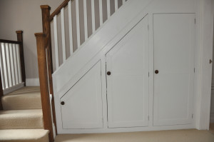 Stairs and Cupboards